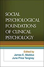 Social Psychological Foundations of Clinical…