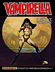 Vampirella Archives Volume 1 HC de Various
