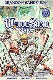 Brandon Sanderson's White Sand Volume 1 de…