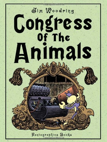 Congress Of The Animals, Woodring, Jim