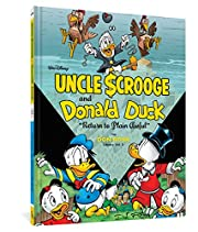 Walt Disney Uncle Scrooge And Donald Duck:…