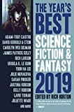 The Year's Best Science Fiction & Fantasy 2019 Edition, Horton, Rich