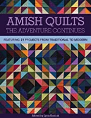 Amish Quilts―The Adventure Continues:…
