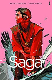 Saga, Vol. 2 de Brian K. Vaughan