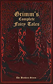 Grimm's Complete Fairy Tales (Leather-bound…