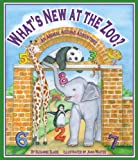What's new at the zoo? : an animal adding adventure / By Suzanne Slade, Illustrated by Joan Waites