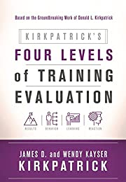Kirkpatrick's Four Levels of Training…