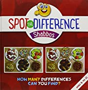 Spot the Difference - Shabbos por Judaica…