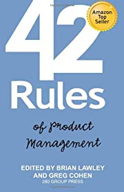42 Rules of Product Management: Learn the…