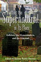 Putting the supernatural in its place :…