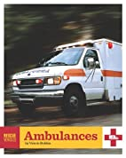 Ambulances (Rescue Vehicles) by Valerie…