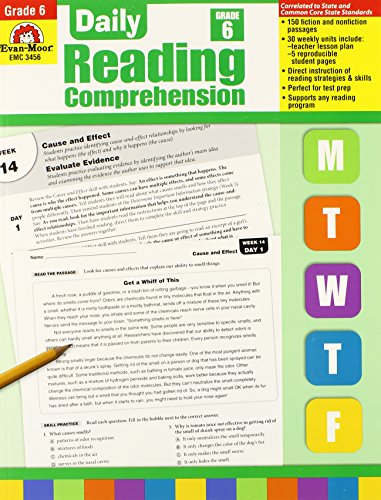 PDF] Daily Reading Comprehension (Grade 6 ) | Free eBooks Download