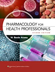 Pharmacology for Health Professionals –…