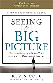 Seeing the Big Picture: Business Acumen to…