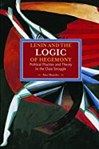 Lenin and the Logic of Hegemony: Political…