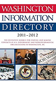 Washington Information Directory 2011-2012…