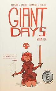 Giant Days Volume Five af John Allison