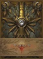 DIABLO III: BOOK OF TYRAEL by Blizzard…