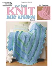Our Best Knit Baby Afghans, Book 2 (Leisure…