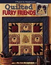 Quilted Furry Friends (Leisure Arts #3930)…