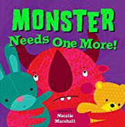 Monster Needs One More de Natalie Marshall