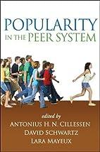 Popularity in the peer system by Antonius H.…