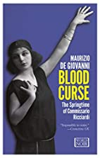 Blood Curse: The Springtime of Commissario…