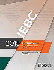2015 International Existing Building Code…