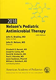 Nelson's Pediatric Antimicrobial therapy