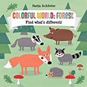 Forest (Colorful World) de Nastja Holtfreter