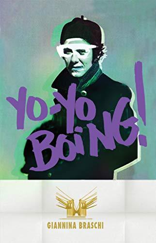 Yo-Yo Boing! (Spanglish), Giannina Braschi