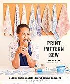 Print, Pattern, Sew: Block-Printing Basics…