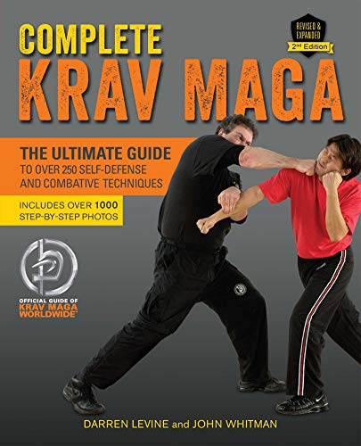 PDF] Complete Krav Maga: The Ultimate Guide to Over 250 Self-Defense