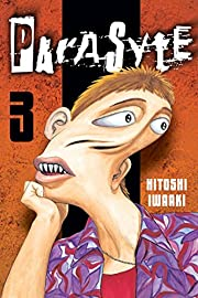 Parasyte 3 de Hitoshi Iwaaki