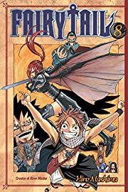 Fairy Tail, Vol. 8 av Hiro Mashima