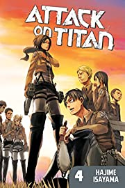 Attack on Titan 4 por Hajime Isayama