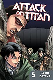 Attack on Titan 5 de Hajime Isayama