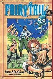 FAIRY TAIL 4 – tekijä: Hiro Mashima