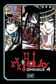 xxxHOLiC Omnibus 4 – tekijä: Clamp