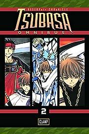 Tsubasa Omnibus 2 – tekijä: Clamp