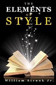 The Elements of Style de William Strunk Jr.