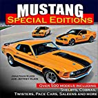 Mustang Special Editions: More Than 500…