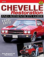 Chevelle Restoration and Authenticity Guide…