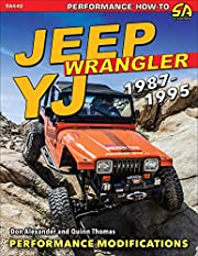 Jeep Wrangler YJ 1987-1995: Performance…