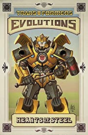 Transformers: Evolutions - Hearts of Steel…