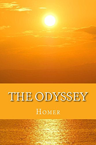The Odyssey written by Homer