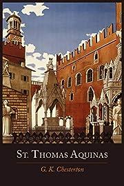 St. Thomas Aquinas – tekijä: G. K.…