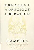 Ornament of Precious Liberation (Tibetan…