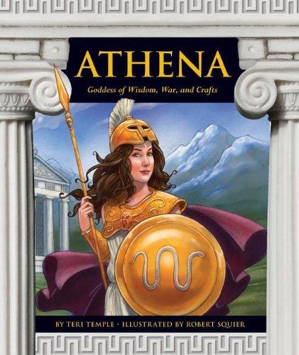 Athena  Goddess of Wisdom  War  and CraftsAthena Goddess Of War And Wisdom