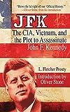 JFK (Book) written by L. Fletcher Prouty, Oliver Stone